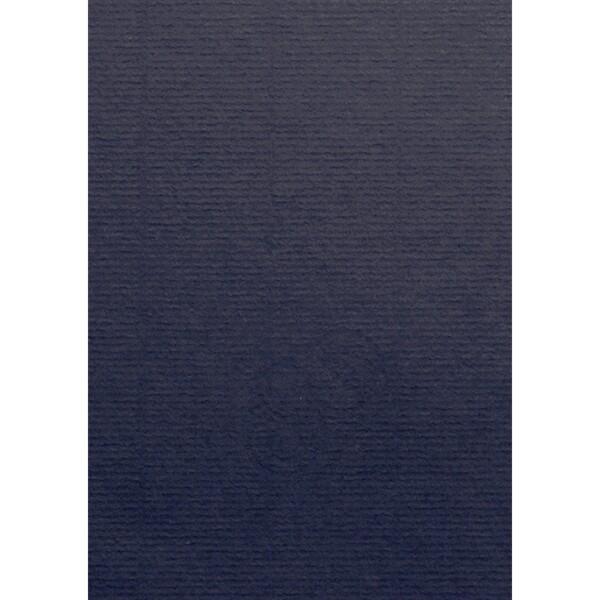 Artoz 1001 - 'Jet Black' Card. 210mm x 297mm 220gsm A4 Card.