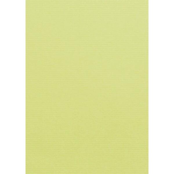 Artoz 1001 - 'Lime' Card. 210mm x 297mm 220gsm A4 Card.