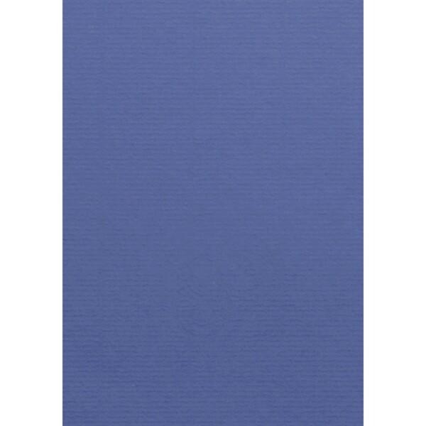 Artoz 1001 - 'Indigo' Card. 210mm x 297mm 220gsm A4 Card.