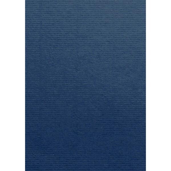 Artoz 1001 - 'Classic Blue' Card. 210mm x 297mm 220gsm A4 Card.