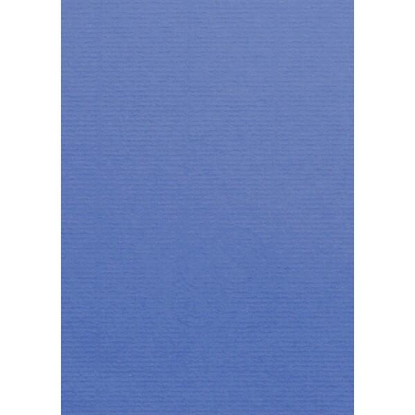 Artoz 1001 - 'Majestic Blue' Card. 210mm x 297mm 220gsm A4 Card.