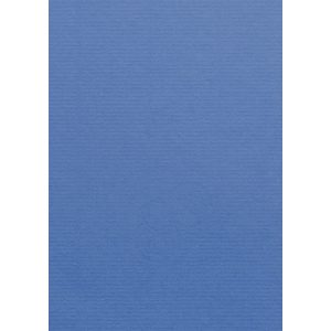 Artoz 1001 - 'Royal Blue' Card. 210mm x 297mm 220gsm A4 Card.