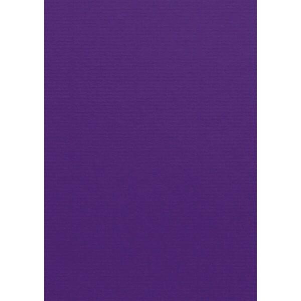 Artoz 1001 - 'Violet' Card. 210mm x 297mm 220gsm A4 Card.
