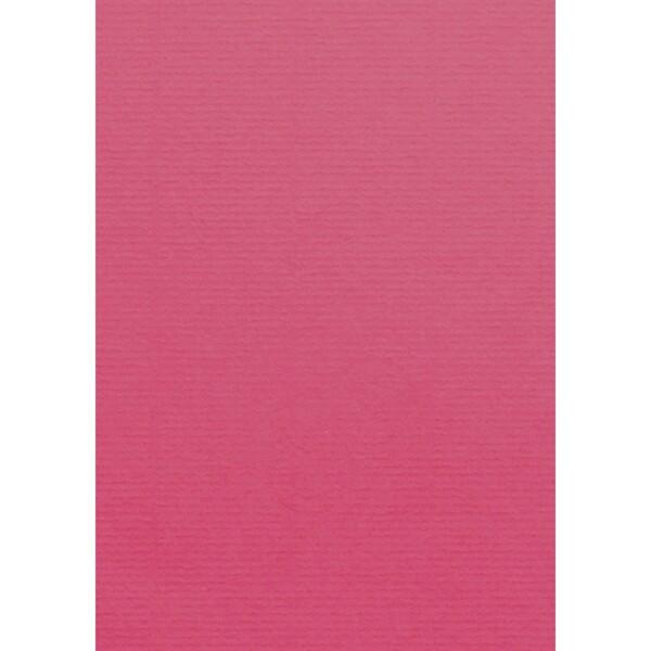 Artoz 1001 - 'Fuchsia' Card. 210mm x 297mm 220gsm A4 Card.