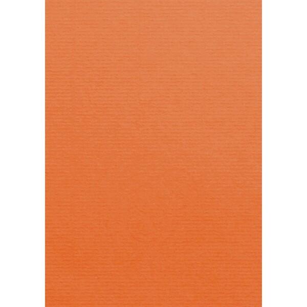 Artoz 1001 - 'Lobster Red' Card. 210mm x 297mm 220gsm A4 Card.