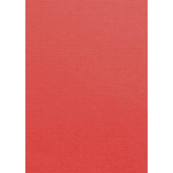 Artoz 1001 - 'Light Red' Card. 210mm x 297mm 220gsm A4 Card.