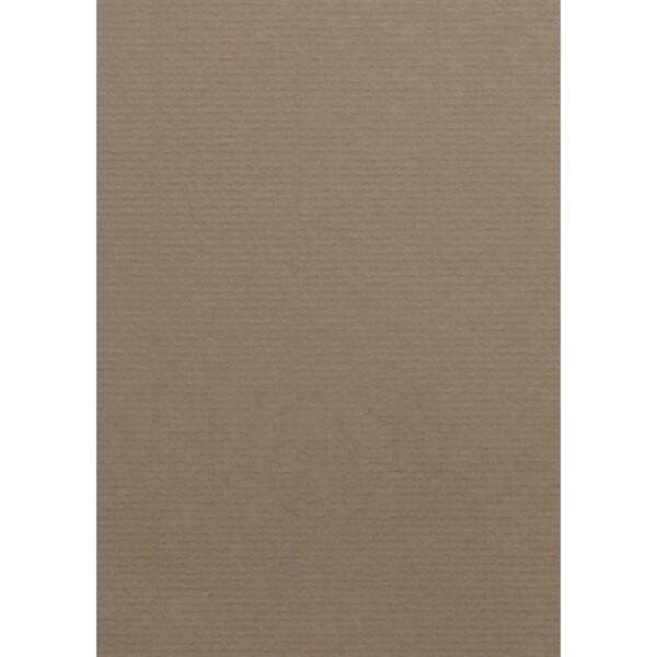 Artoz 1001 - 'Taupe' Card. 210mm x 297mm 220gsm A4 Card.