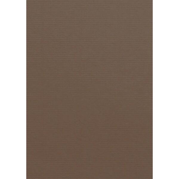 Artoz 1001 - 'Brown' Card. 210mm x 297mm 220gsm A4 Card.