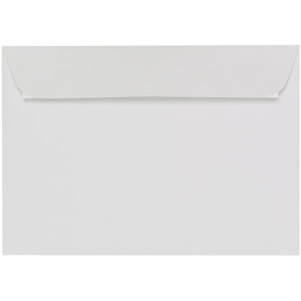 Artoz 1001 - 'Bianco White' Envelope. 324mm x 229mm 100gsm C4 Peel/Seal Wallet Envelope.