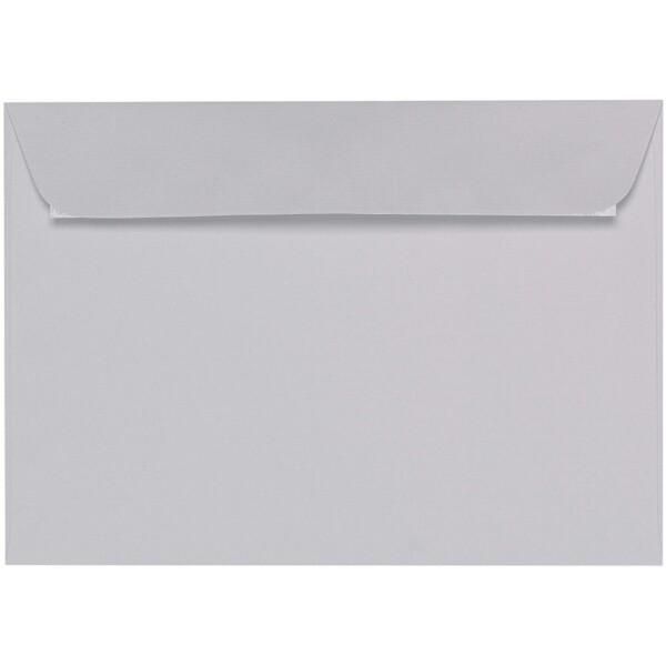 Artoz 1001 - 'Light Grey' Envelope. 324mm x 229mm 100gsm C4 Peel/Seal Wallet Envelope.