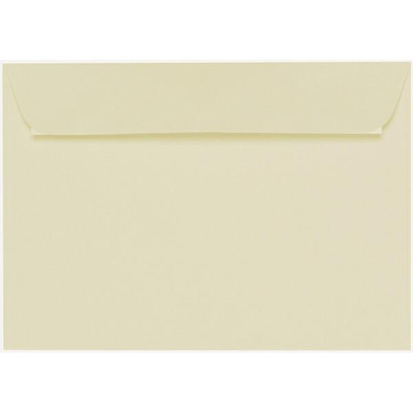 Artoz 1001 - 'Crema' Envelope. 324mm x 229mm 100gsm C4 Peel/Seal Wallet Envelope.