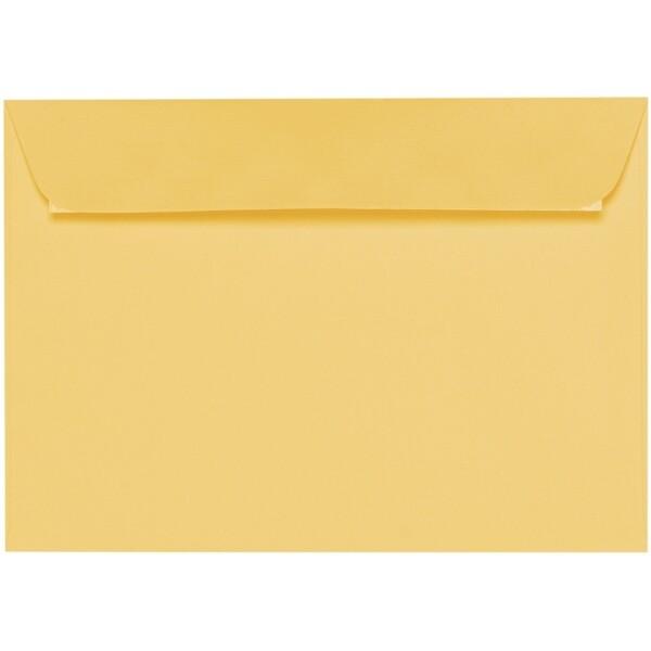 Artoz 1001 - 'Light Yellow' Envelope. 324mm x 229mm 100gsm C4 Peel/Seal Wallet Envelope.