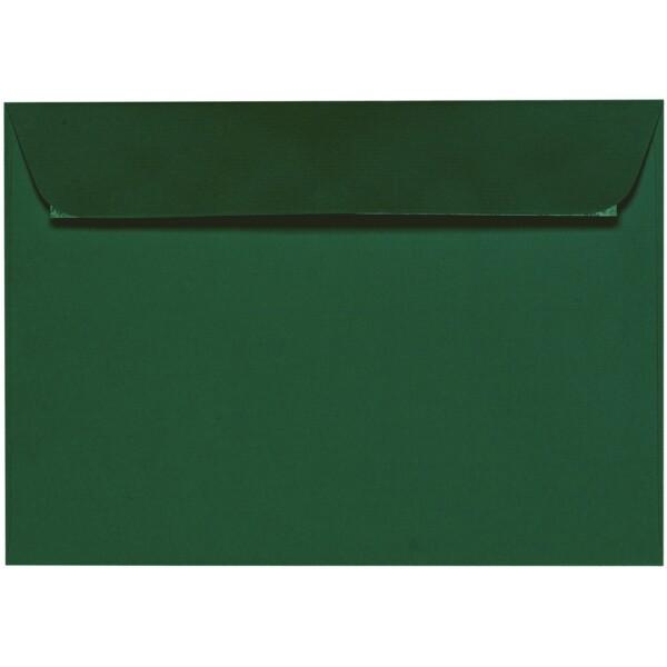 Artoz 1001 - 'Racing Green' Envelope. 324mm x 229mm 100gsm C4 Peel/Seal Wallet Envelope.