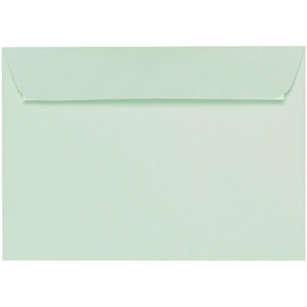 Artoz 1001 - 'Pale Mint' Envelope. 324mm x 229mm 100gsm C4 Peel/Seal Wallet Envelope.