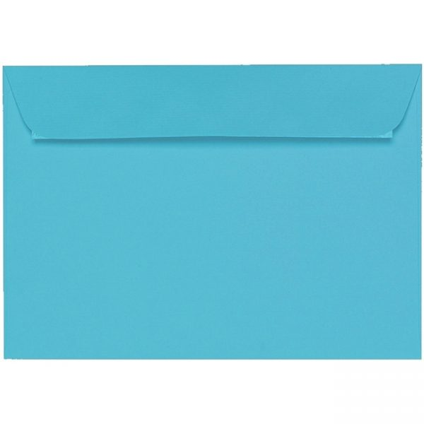 Artoz 1001 - 'Turquoise' Envelope. 324mm x 229mm 100gsm C4 Peel/Seal Wallet Envelope.