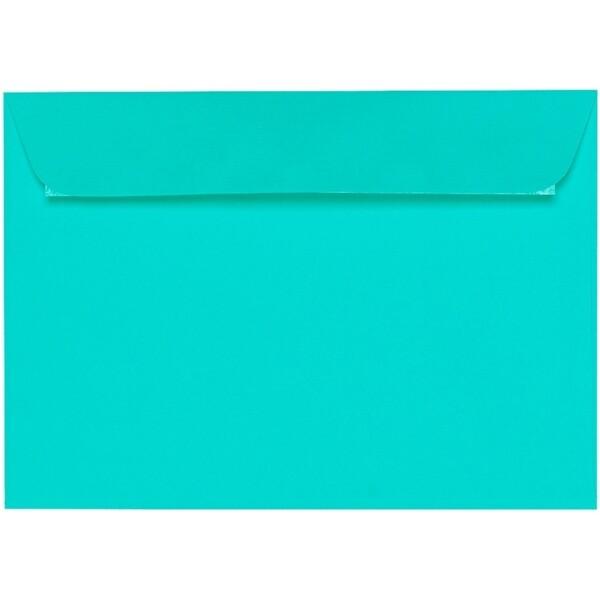 Artoz 1001 - 'Emerald Green' Envelope. 324mm x 229mm 100gsm C4 Peel/Seal Wallet Envelope.
