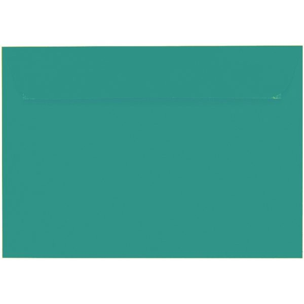 Artoz 1001 - 'Tropical Green' Envelope. 324mm x 229mm 100gsm C4 Peel/Seal Wallet Envelope.