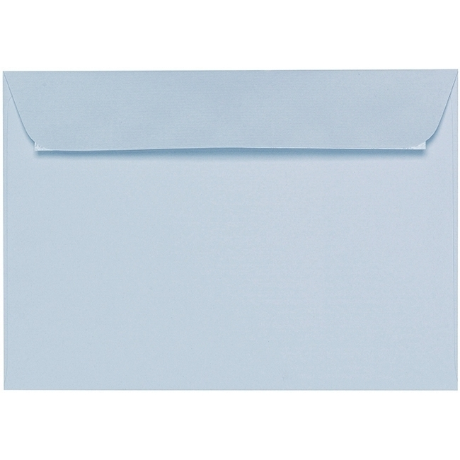 Artoz 1001 - 'Aqua' Envelope. 324mm x 229mm 100gsm C4 Peel/Seal Wallet Envelope.