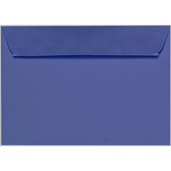 Artoz 1001 - 'Indigo' Envelope. 324mm x 229mm 100gsm C4 Peel/Seal Wallet Envelope.