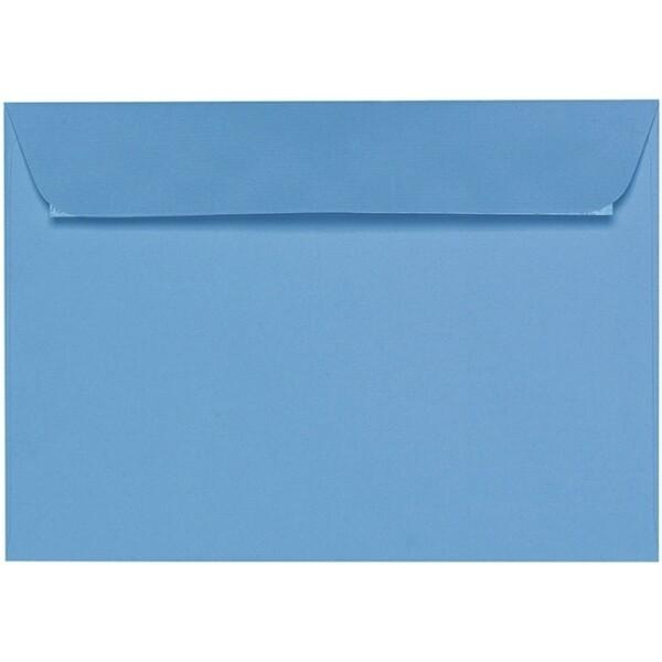 Artoz 1001 - 'Marine Blue' Envelope. 324mm x 229mm 100gsm C4 Peel/Seal Wallet Envelope.
