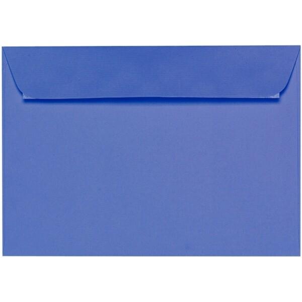 Artoz 1001 - 'Majestic Blue' Envelope. 324mm x 229mm 100gsm C4 Peel/Seal Wallet Envelope.