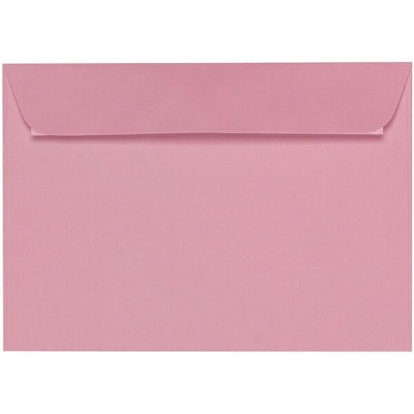 Artoz 1001 - 'Coral' Envelope. 324mm x 229mm 100gsm C4 Peel/Seal Wallet Envelope.