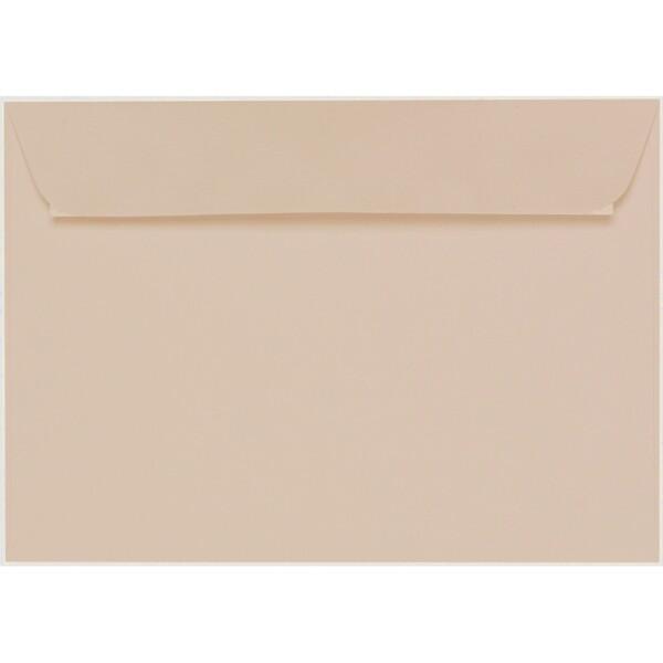 Artoz 1001 - 'Apricot' Envelope. 324mm x 229mm 100gsm C4 Peel/Seal Wallet Envelope.