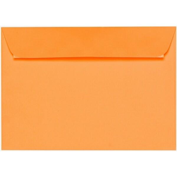Artoz 1001 - 'Mango' Envelope. 324mm x 229mm 100gsm C4 Peel/Seal Wallet Envelope.