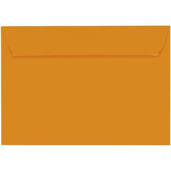 Artoz 1001 - 'Mandarin' Envelope. 324mm x 229mm 100gsm C4 Peel/Seal Wallet Envelope.