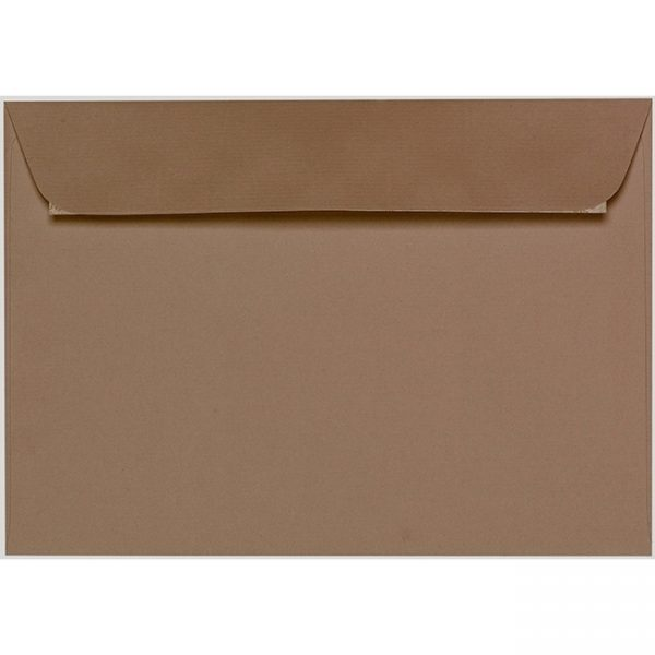 Artoz 1001 - 'Olive' Envelope. 324mm x 229mm 100gsm C4 Peel/Seal Wallet Envelope.