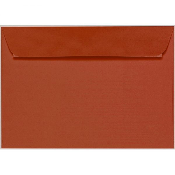 Artoz 1001 - 'Copper' Envelope. 324mm x 229mm 100gsm C4 Peel/Seal Wallet Envelope.