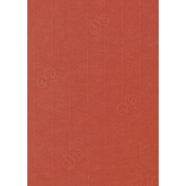 Artoz 1001 - 'Fire Red' Paper. 210mm x 297mm 100gsm A4 Paper.
