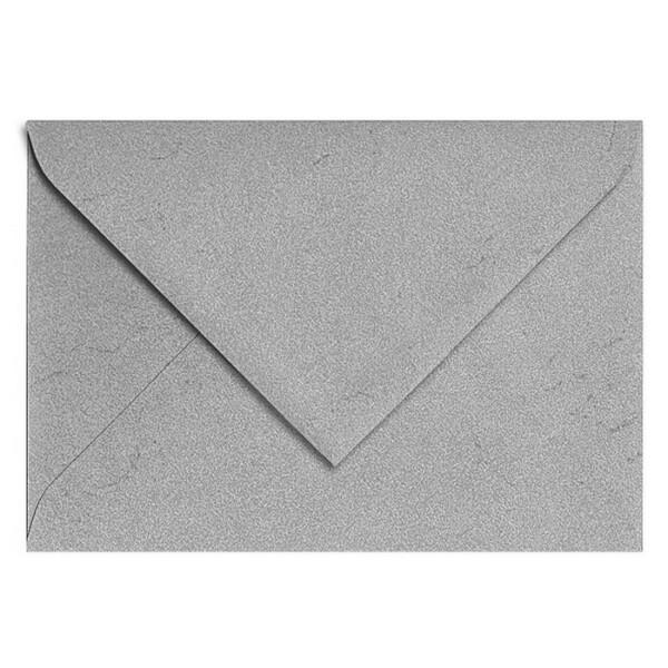 Artoz Rustik - 'Anthracite' Envelope. 110mm x 75mm 110gsm C7 Gummed Envelope.