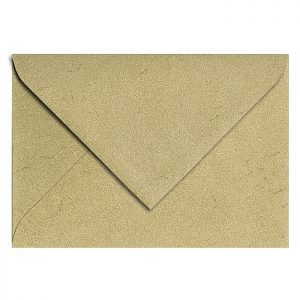 Artoz Rustik - 'Cream' Envelope. 110mm x 75mm 110gsm C7 Gummed Envelope.