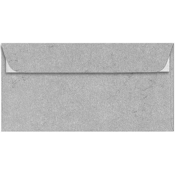 Artoz Rustik - 'Anthracite' Envelope. 224mm x 114mm 110gsm DL Peel/Seal Envelope.