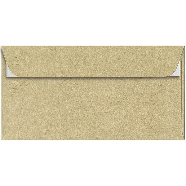 Artoz Rustik - 'Cream' Envelope. 224mm x 114mm 110gsm DL Peel/Seal Envelope.