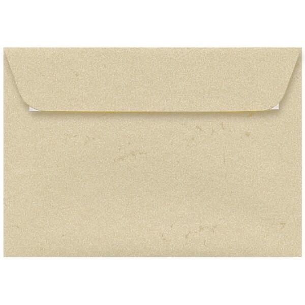 Artoz Rustik - 'White' Envelope. 162mm x 114mm 110gsm C6 Peel/Seal Envelope.
