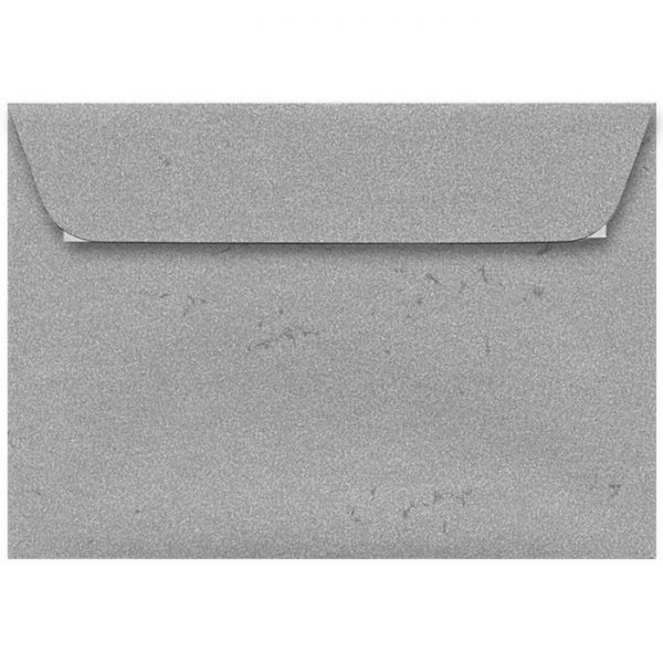Artoz Rustik - 'Anthracite' Envelope. 162mm x 114mm 110gsm C6 Peel/Seal Envelope.
