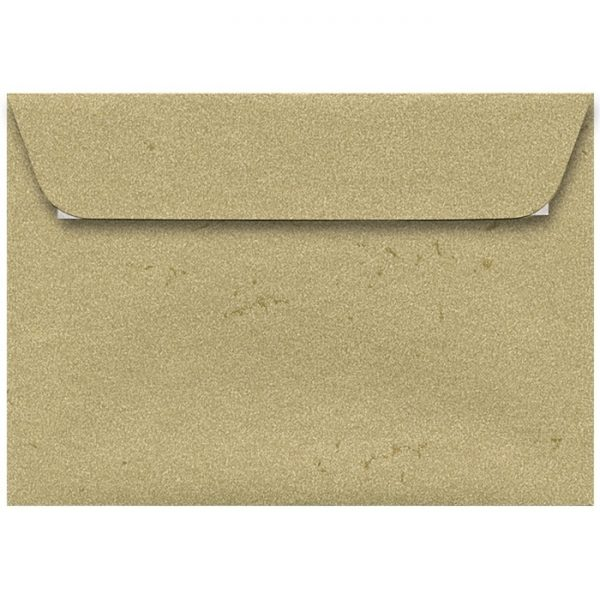 Artoz Rustik - 'Cream' Envelope. 162mm x 114mm 110gsm C6 Peel/Seal Envelope.
