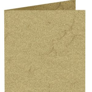 Artoz Rustik - 'Cream' Card. 310mm x 155mm 190gsm Square Folded Card.