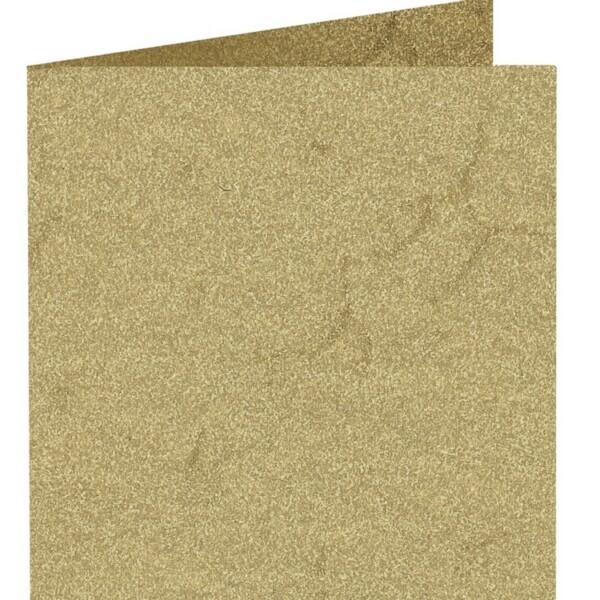 Artoz Rustik - 'Cream' Card. 310mm x 155mm 190gsm Square Folded Card.