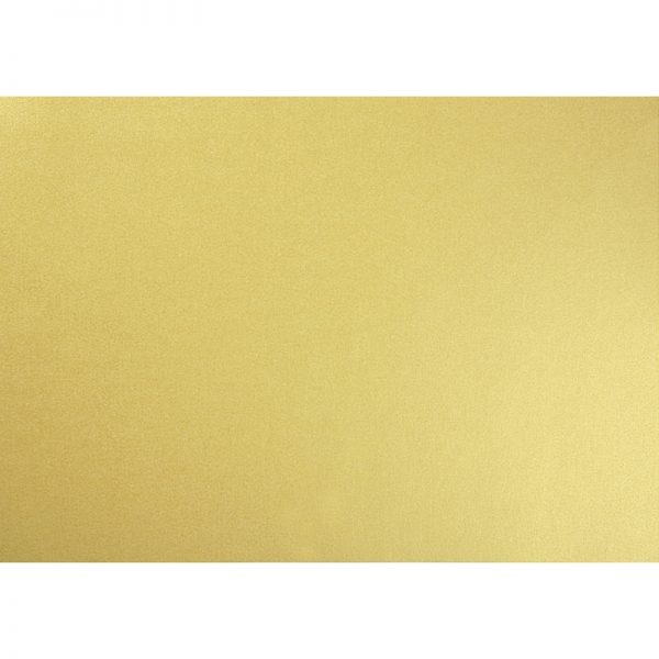 Artoz Perle - 'Gold' Card. 500mm x 700mm 250gsm PN Card.