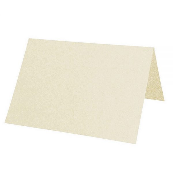 Artoz Perle - 'Ivory' Paper. 100mm x 90mm 120gsm Place Card Paper.