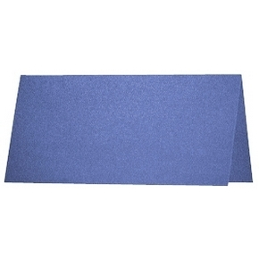 Artoz Perle - 'Royal Blue' Paper. 100mm x 90mm 120gsm Place Card Paper.