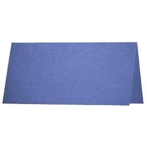 Artoz Perle - 'Royal Blue' Paper. 100mm x 90mm 120gsm Place Card Paper.