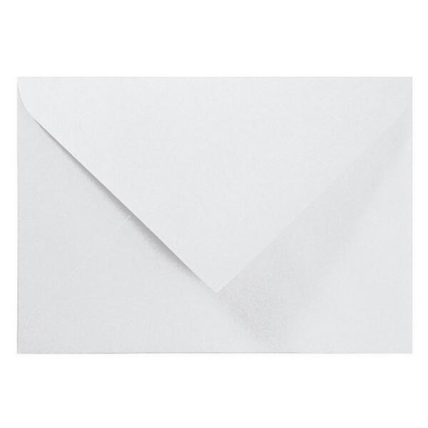 Artoz Perle - 'White' Envelope. 110mm x 75mm 120gsm C7 Gummed Envelope.