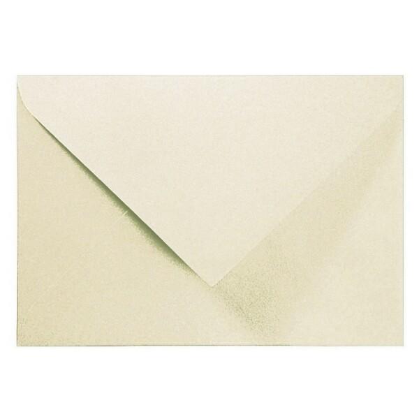 Artoz Perle - 'Ivory' Envelope. 110mm x 75mm 120gsm C7 Gummed Envelope.