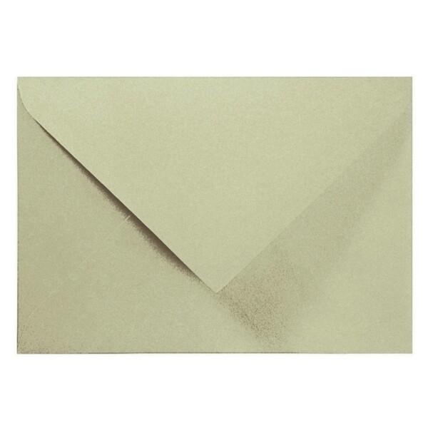Artoz Perle - 'Pistachio' Envelope. 110mm x 75mm 120gsm C7 Gummed Envelope.
