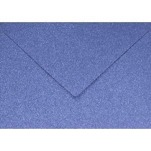 Artoz Perle - 'Royal Blue' Envelope. 110mm x 75mm 120gsm C7 Gummed Envelope.