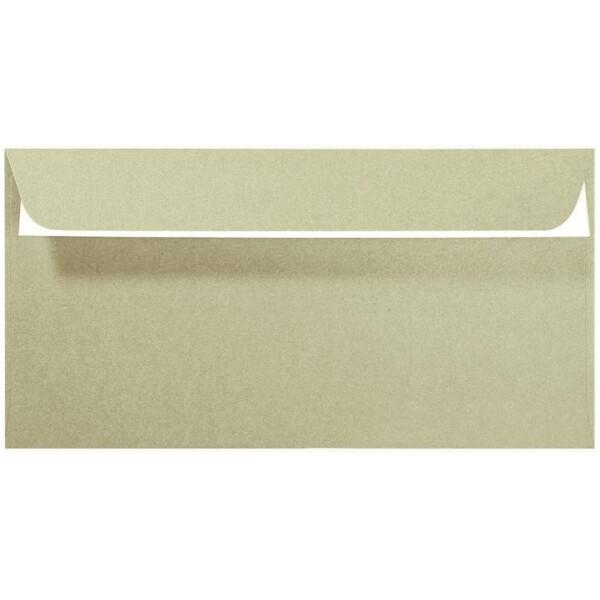 Artoz Perle - 'Pistachio' Envelope. 224mm x 114mm 120gsm DL Peel/Seal Envelope.